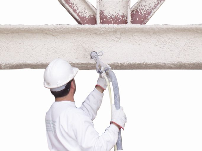 سیستم های پوششی مقاوم در برابر حریق VERMIPLASTER