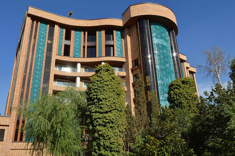 هتل کوثر اصفهان