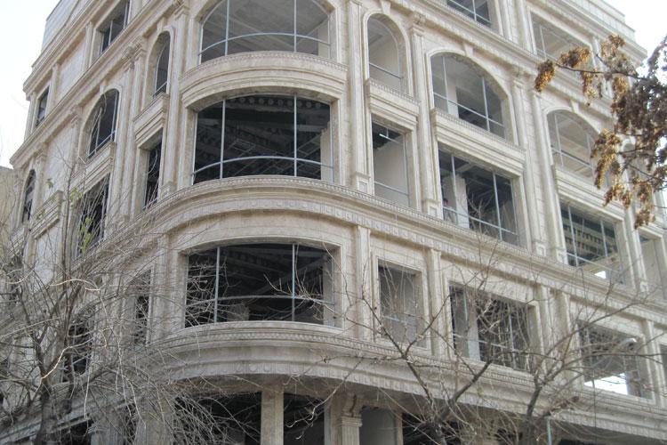 ساختمان مقدم