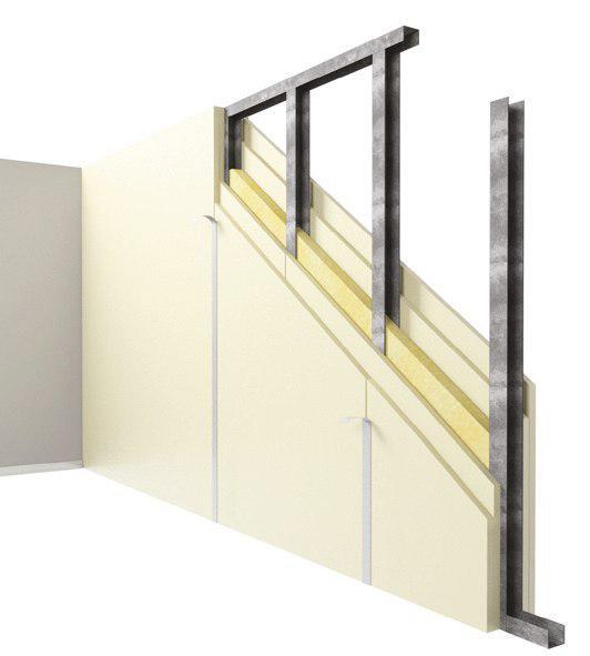دیوارهای جداکننده W112 کناف