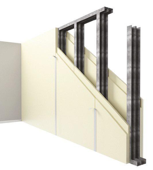 دیوارهای جداکننده W115 کناف
