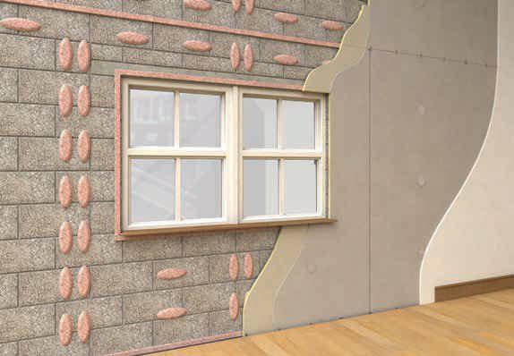 دیوارهای پوششی بدون سازه کناف