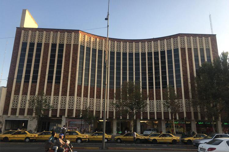 ساختمان سپهر آفریقا